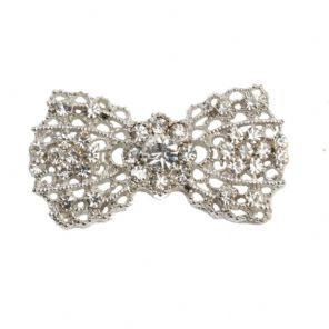 Diamanté Bow